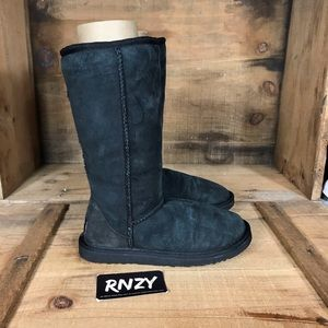 Ugg Shearling Lined Classic Tall Boot
